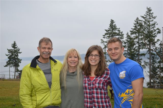 The Klassen Family