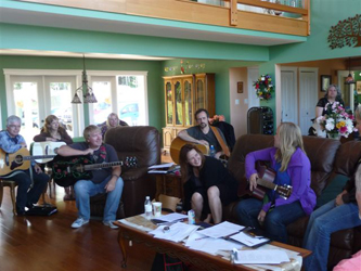 Song Writer's Retreat